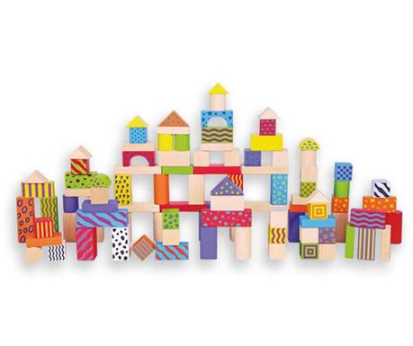 Set de construit 100 piese Land of Dreams