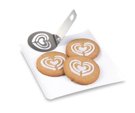 Matryca cukiernicza Spiral Heart