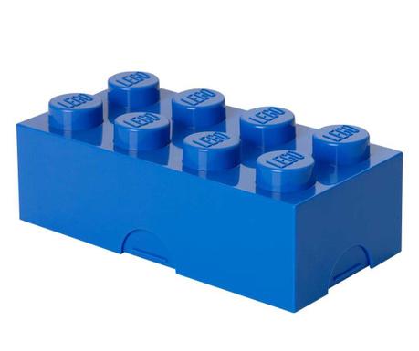 Kutija za užinu Lego Blue