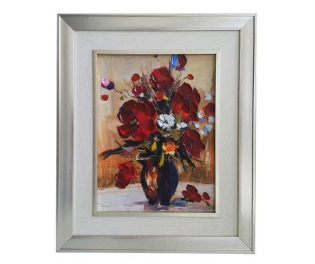 Obraz Velvety Petals 50x60 cm