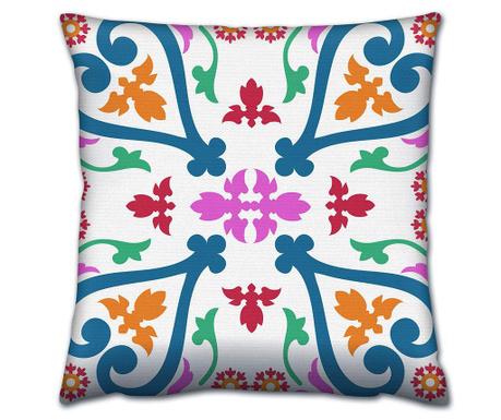 Decorative cushion Brinda 43x43 cm