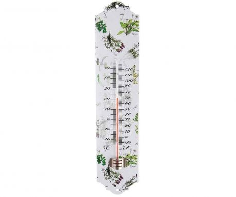 Zunanji termometer Herb Print