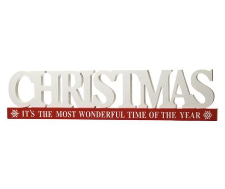 Decoratiune Christmas Word