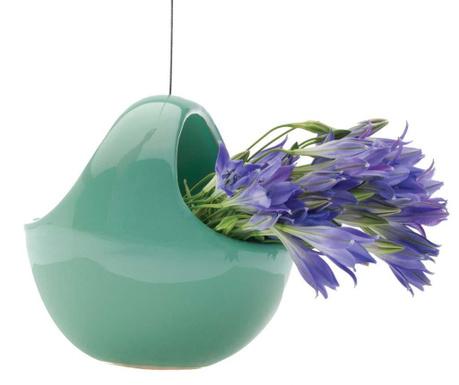 Ghiveci suspendabil Nest Green
