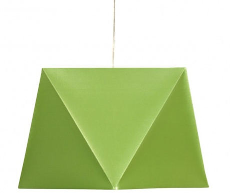 Lustra Hexagon Green