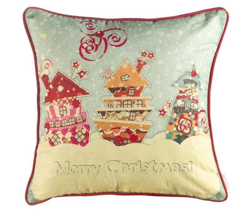 Povlak na polštář Sweet Christmas 43x43 cm