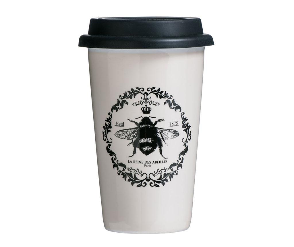 Cana de calatorie Queen Bee 330 ml
