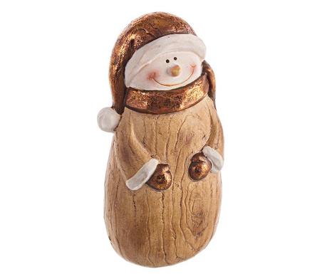 Dekoracija Dressed Snowman