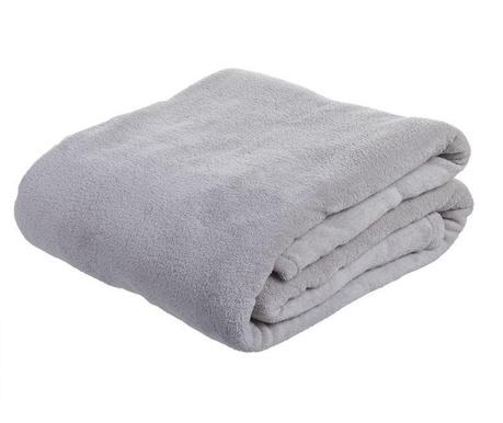 Pled Soft Grey 125x150 cm