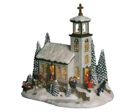 Светеща декорация Winter Church