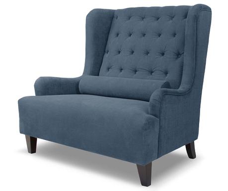 Fotel Flanelle Navy Blue