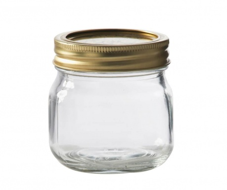 Steklenka s pokrovom Preserve 250 ml