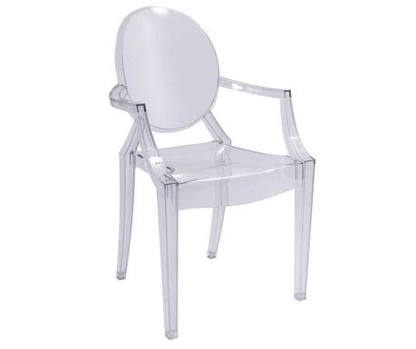 Židle Londof Clear