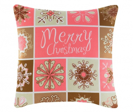 Perna decorativa Powder Christmas 45x45 cm
