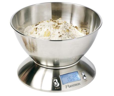 Digitálna kuchynská váha Silver