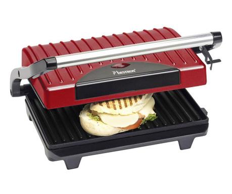 Električni roštilj Red Case