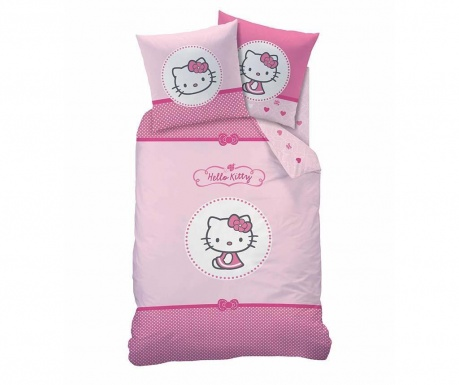 Set de pat Single Hello Kitty Mathilda