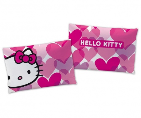 Perna decorativa Hello Kitty Miami Love Pink 28x42 cm