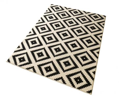 Preproga Diamond Black 120x170 cm