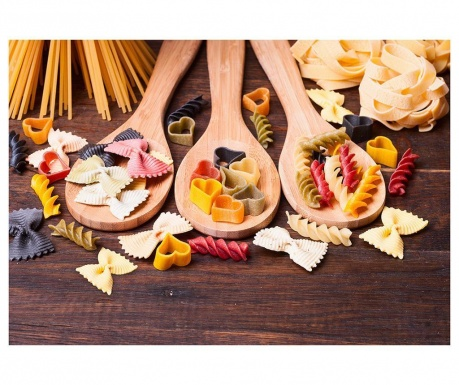 Koberec Pasta Fun 52x75 cm