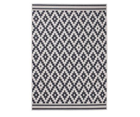 Covor Giamiad Black 120x170 cm