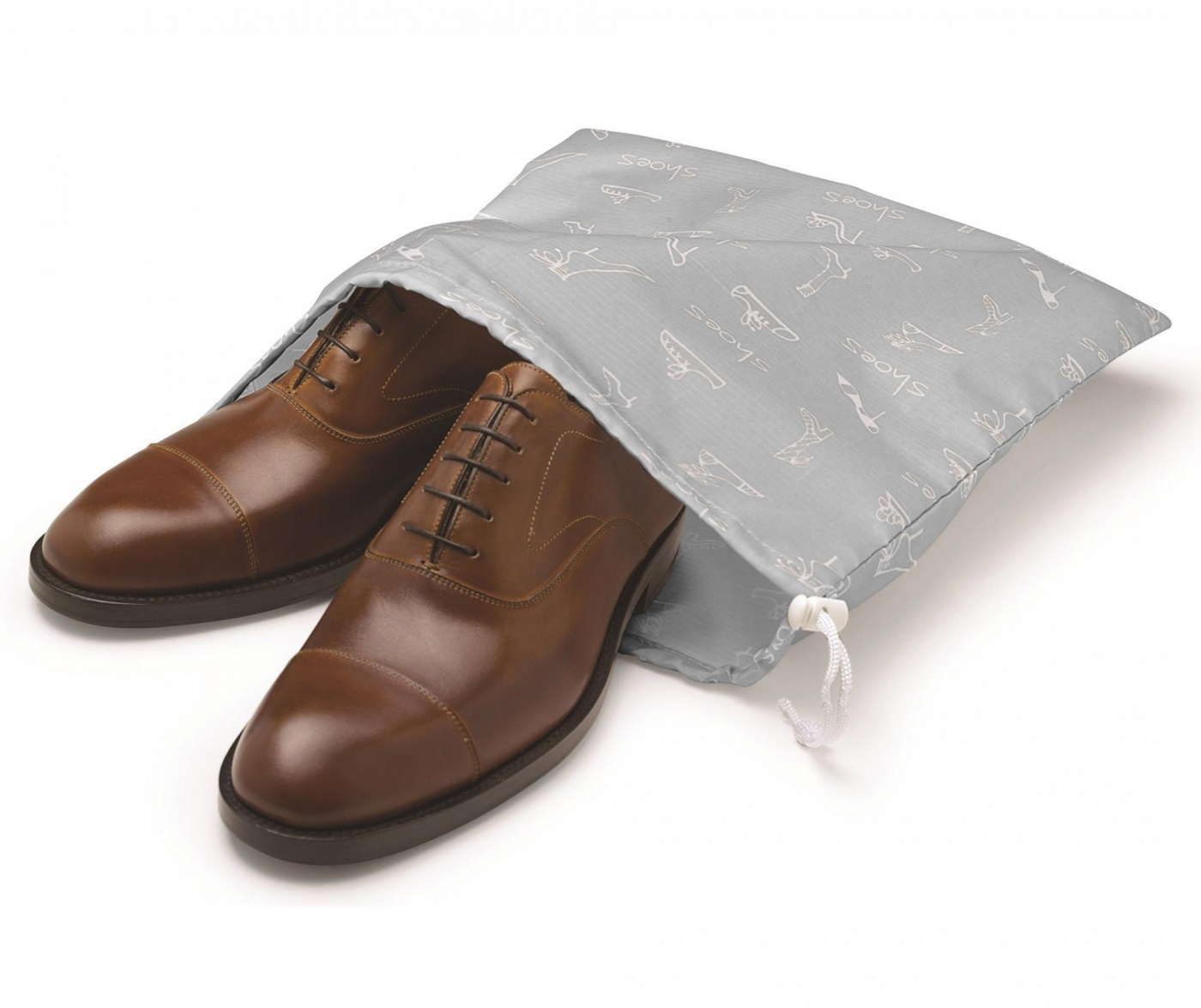 Sáček na boty Change Grey