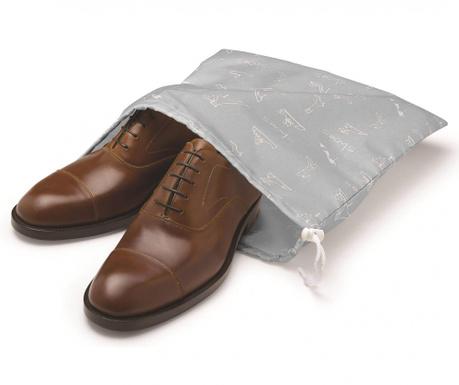 Vrecko na topánky Change Grey