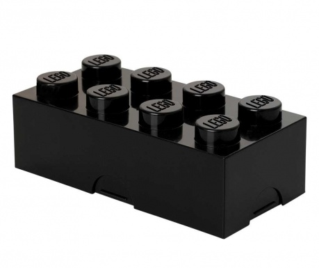 Pudełko obiadowe Lego Black