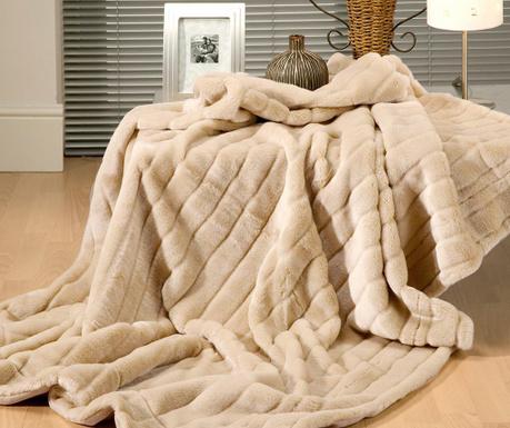 Κουβέρτα Venus Cream 230x250 cm