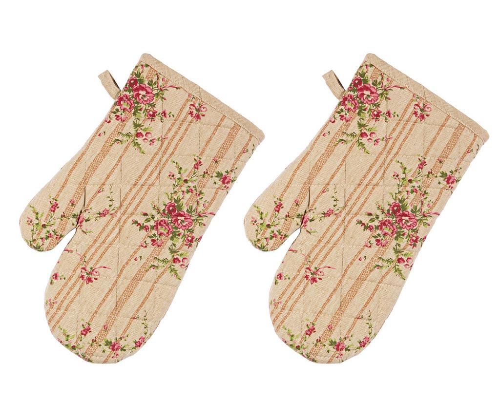 Set 2 kuhinjskih rokavic Marmalade