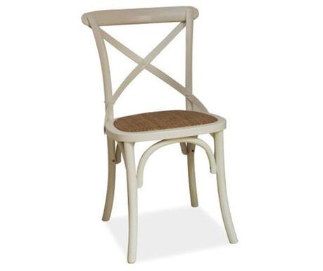 Židle Lars White