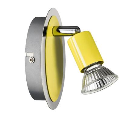 Lampa ścienna Colorada Yellow