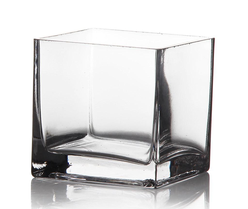 Vaza Square Clear S