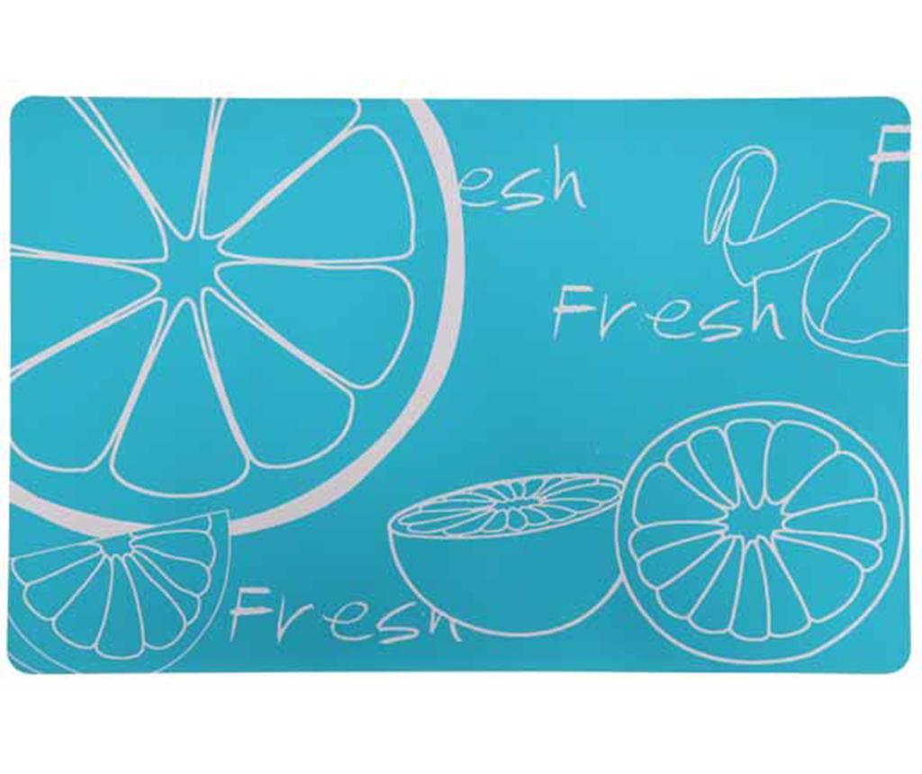 Podmetač Citrus Blue 28.5x43.5 cm