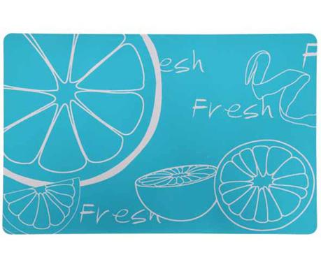 Individual Citrus Blue 28.5x43.5 cm