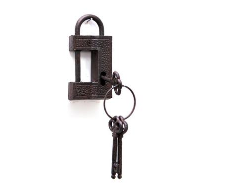 Стенна декорация Keys
