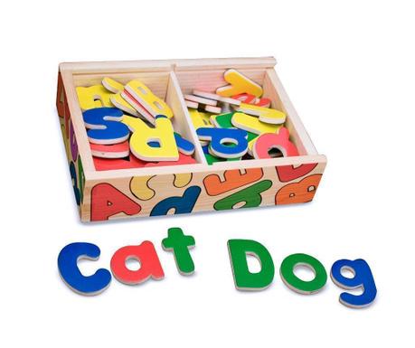 Set 52 magnetna slova i kutija Spelling