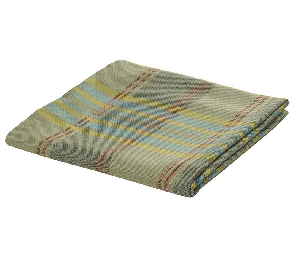 Pokrivač Classic Line Green 140x170 cm