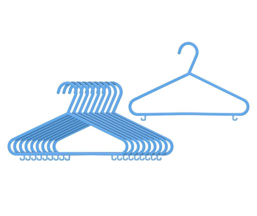 Set 10 umerase pentru copii Organised Blue
