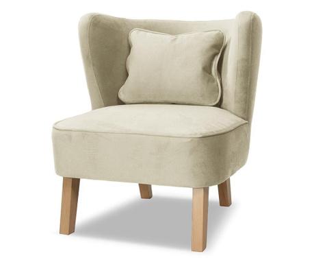 Fotel Organza Beige