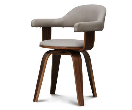 Židle Swedish Walnut Taupe
