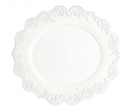 Patera Trianon White