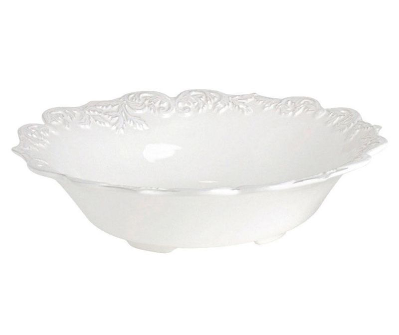 Trianon White Salátás tál