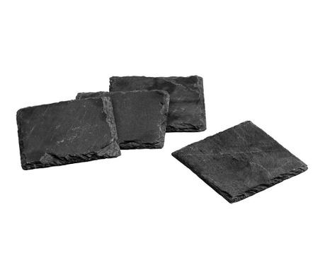 Комплект 4 подложки Square Rocks