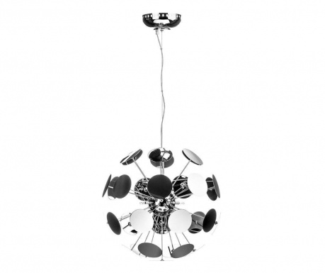 Ceiling lamp Disco Chrome