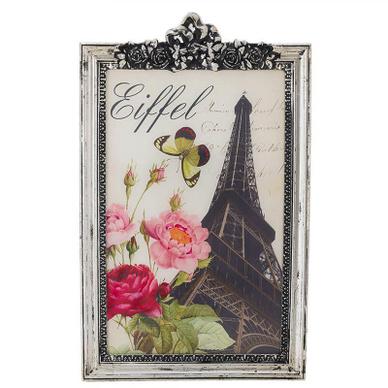 Tablou Eiffel Butterfly 40x65 cm