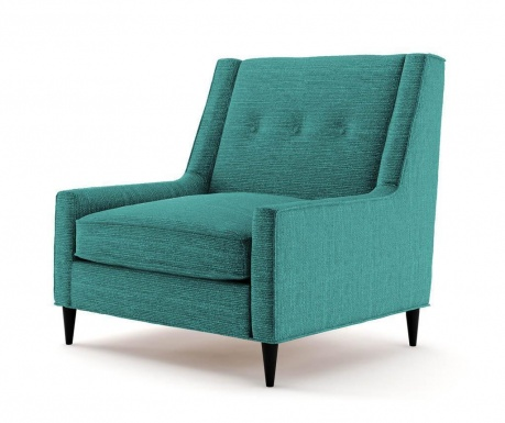 Fotel Ives Turquoise