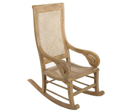 Krzesło na biegunach Malvin