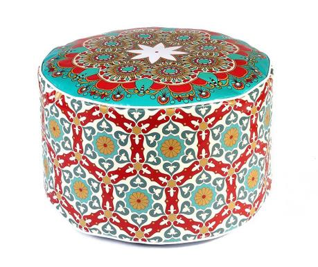 Puff seat Moroccan Star
