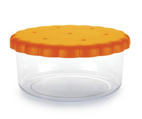 Съд с капак за бисквити Round Biscuits 1.8 L